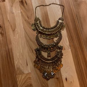 Necklace - not real gold